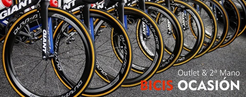 Bicicletas de Ocasión y Outlet