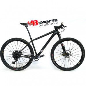 Cannondale F-Si Black Inc Hi-Mod