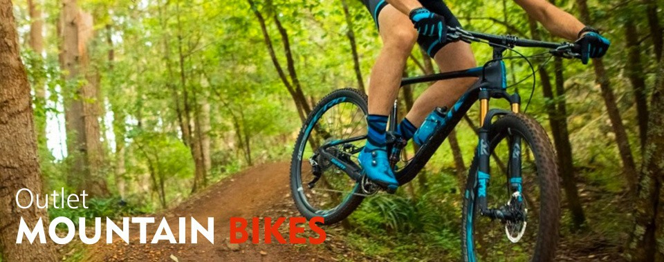 Outlet Mountain Bikes