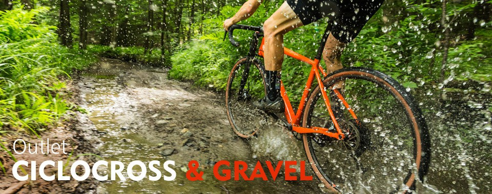 Outlet ciclocross y gravel