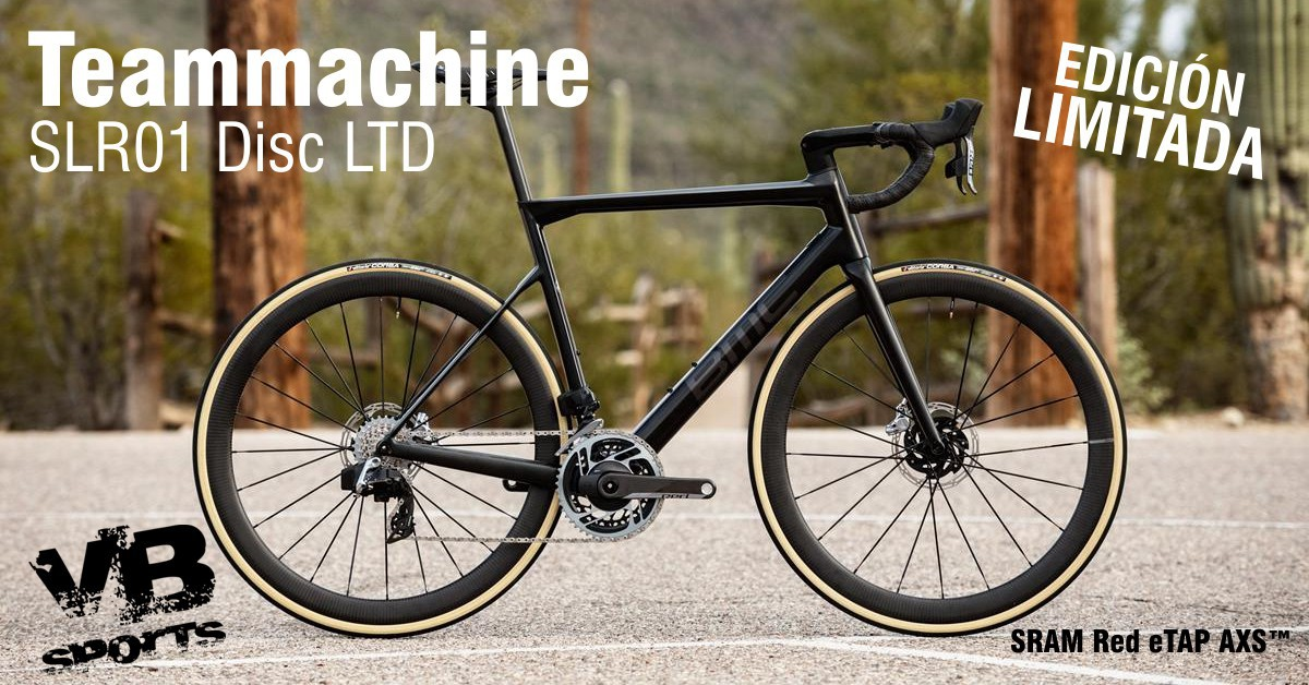 BMC TEAMMACHINE SLR01 DISC LTD